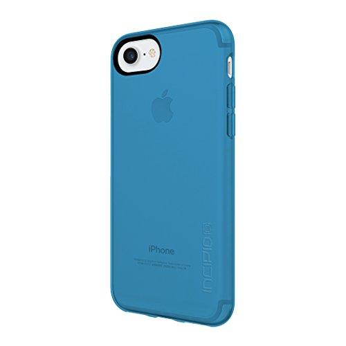 Incipio Iphone Case (Incipio NGP Pure Case für Apple iPhone 8 / 7 / 6S - transparent (cyan) [Stoßfest | Reißfest | Flexibel | Transparent] - IPH-1480-CYN)