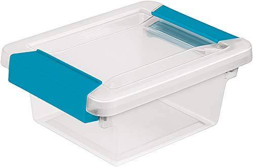 Sterilite Mini Clip Storage Box-6.625