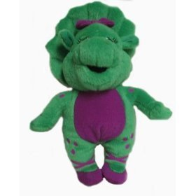 Barney 8 Baby Bop Plush Doll by Jakks Pacific