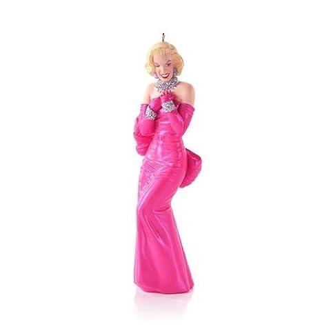 1 X Marilyn Monroe - Gentlemen Prefer Blondes 2013 Hallmark Ornament by Hallmark