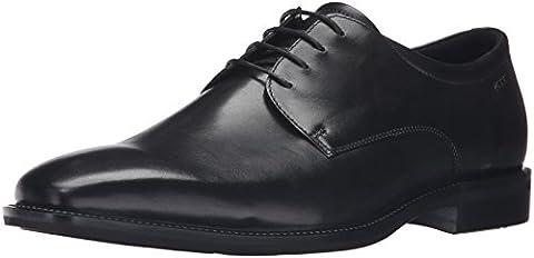 Ecco Faro Lace Hommes US 10 Noir Oxford