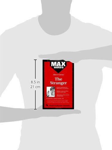The Stranger: Maxnotes Literature Study Guides