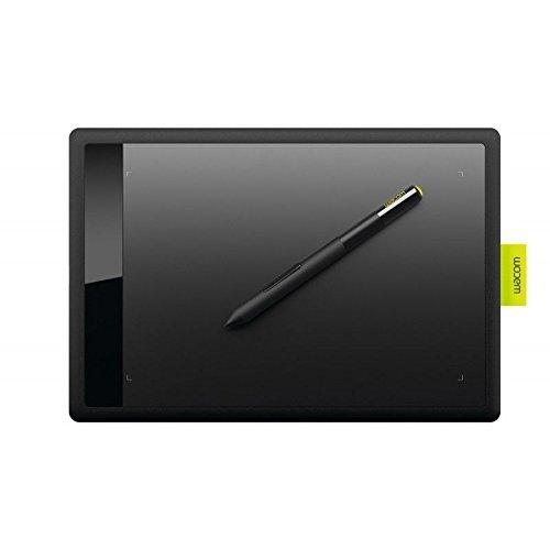 One By Wacom CTL671 Bambus-Splash-Stift Medium Tablet, handgeschriebene Notizen, Skizzen, Doodles, Emails, Buchstaben, Grußkarten, für rechte linke Hand