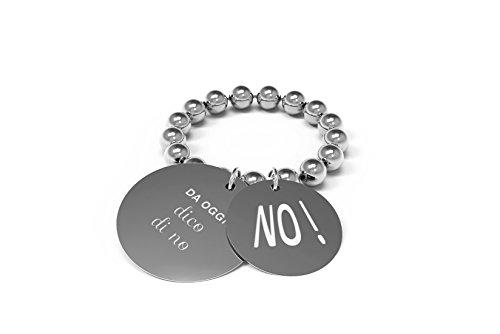 10 Buoni propositi - Anello Petit di annaBIBLO' - DA OGGI dico di no
