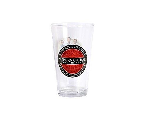 GB eye LTD, Supernatural, Logo, Verre à bière