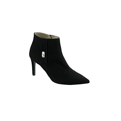 Miziova Grandes Talon Aiguille Noir Noir Angelina® N Boots Pointures Petites HndqYUc