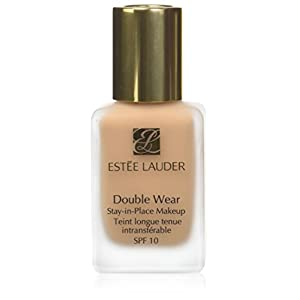 Estée Lauder Double Wear Stay-In-Place Makeup – Maquillaje de base FPS 10 Sandbar Beige