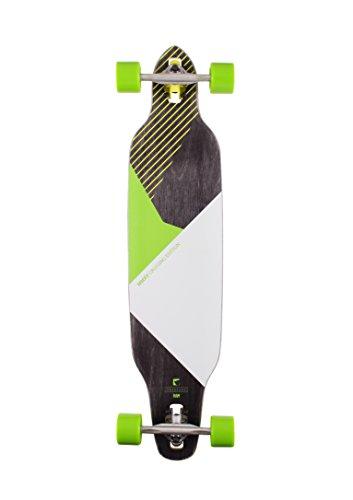 RAM Longboard FR 1.0, Jasmine Green, One size, 21843 (Und Schrauben Longboard Muttern)