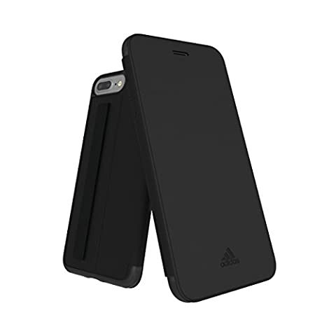 adidas Running - Folio Grip Case iPhone 7 Plus Black - Handyhülle iPhone 7 Plus / Smartphone Hülle iPhone 7 Plus - Handy Case, TPU Schutzhülle für Jogging, Fitness & Sport usw.