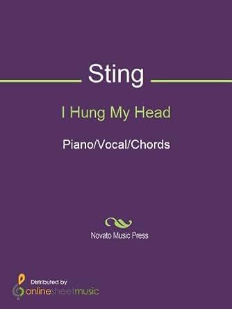 I Hung My Head Ebook Johnny Cash Sting Amazon Kindle Store