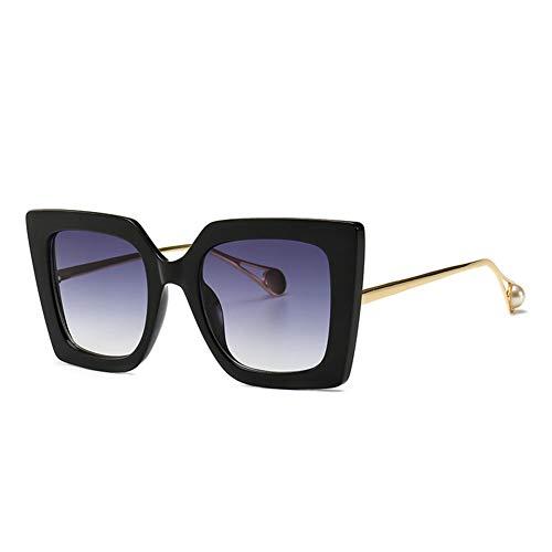 Z&HA Party Sonnenbrillen für Männer und Frauen, Designer Klassische Brillen, Brillen UV400 Schutz mit Fall Fahren, 65mm * 60mm,01