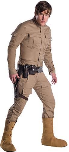 Charades Adult Premium Dagobah Luke Skywalker Fancy Dress Costume ()