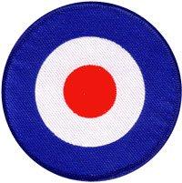 Mod Aufnäher Patch Royal Target -