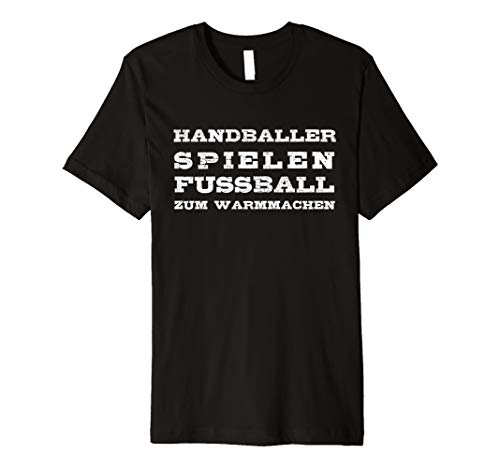 Handball Shirt Damen und Herren I lustig