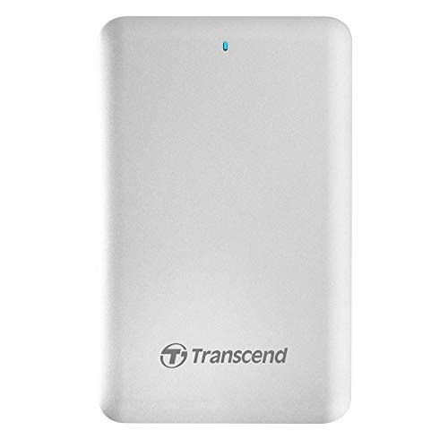 Transcend 512GB USB 3.1 Gen 1 Thunderbolt SJM500 StoreJet 500 für Mac externe SSD TS512GSJM500