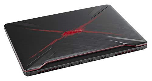 "ASUS TUF Gaming FX505GD 15.6"" FHD Laptop GTX 1050 4GB Graphics (Core i5-8300H/8GB RAM/1TB HDD/Windows 10/Black Plastic/2.20 Kg), FX505GD-BQ136T Image 9"