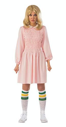Rubies 700031 Adult Stranger Things Eleven Long Sleeve Ladies Costume: Standard...