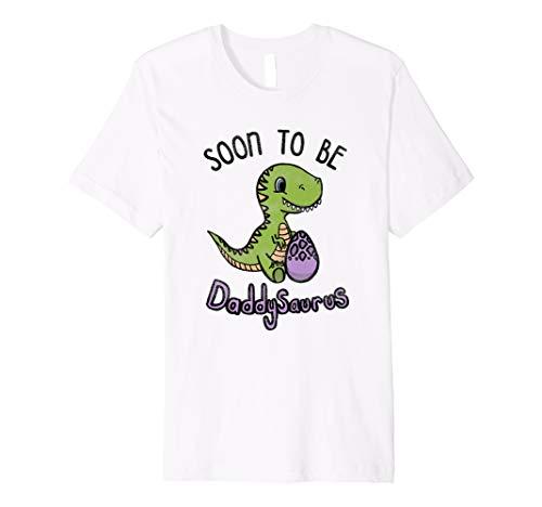 Daddysaurus Rex T-Shirt-daddysaurus Shirt-Mari Et Femme T-shirts-Papa Tee
