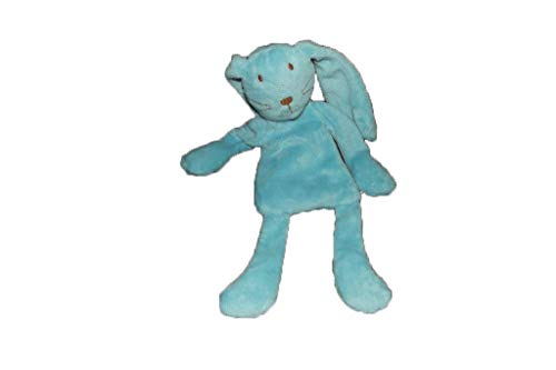 DPAM - Doudou DPAM chien lapin longues oreilles bleu turquoise - 2778