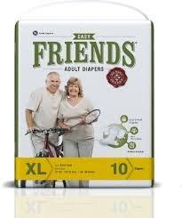 Friends Adult Diaper (Easy) – XL