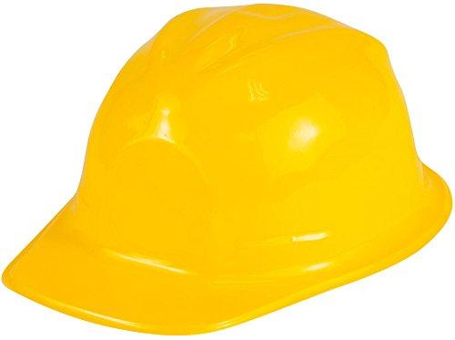 (Rhode Island Novelty Kind Konstruktion Hüte–12Pack–gelb)