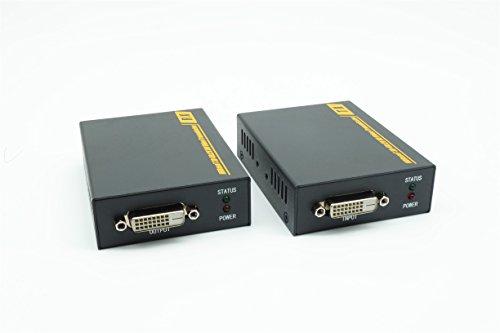 PWA-HT201D-DVI 4K Extender di rete supports HDBaseT, 1920*1080P@60Hz and 4K*2K,RS232,DVI