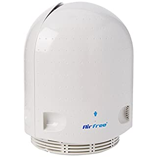 Airfree P40 Filterless Air Purifier with Night Light - White Finish