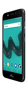 Wiko Wim Lite Smartphone débloqué 4G (Ecran : 5 pouces - 32 Go - Nano-SIM - Android) Deep Bleen