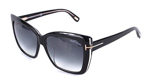 Tom Ford FT0390 Irina Gafas de sol Negro 01B Mujer