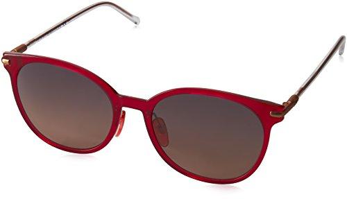 Tommy Hilfiger Damen TH 1399/S PR R20 53 Sonnenbrille, Rot (Cry/Grey Brown)