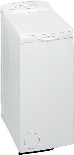 Whirlpool AWE 5200 Waschmaschine Toplader / A+ C / 1000 UpM / 5 kg / Weiß / Kurzprogramm / Baumwolle Eco