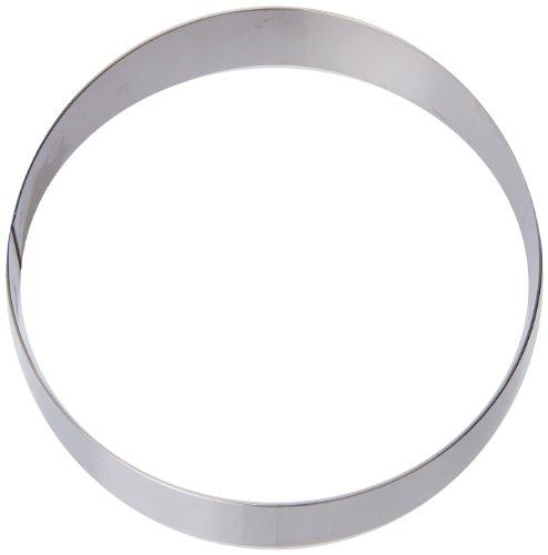Matfer-mousse (Matfer dn957Edelstahl Mousse Ring)