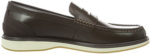 Swims Barry Penny Classic, Mocassins Homme Braun (Brown White 025)