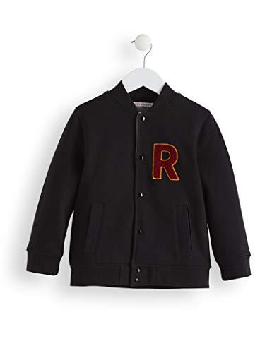 Red wagon jersey lined bomber giacca bambino, blu (navy), 134 (taglia produttore: 9)