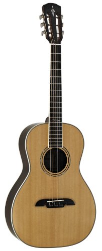 Alvarez Artist Series AP70 Parlor Guitar, Natural/Gloss Finish