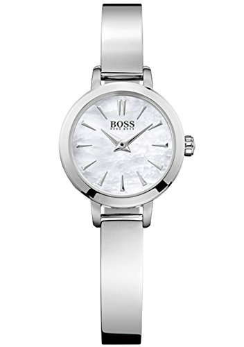 Hugo Boss Black Slim Ultra Mini Ladies MOP Dial Watch 1502366