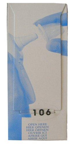 Omron Einweg-Schutzhüllen für das Ohrthermometer, 20 Stück