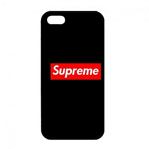 High Quality Supreme Logo Phone Coque For iPhone 5/ iPhone 5s Hard Plastic Coque