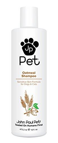 John Paul Pet JPS5453 Oatmeal Shampoo Krallenpflege