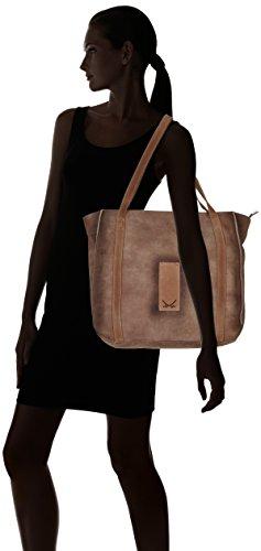 Sansibar  Alize, shoppers femme Beige - Taupe