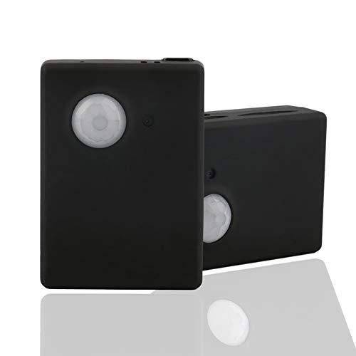Mms Quad (Laonbonnie Mini-Ausrüstung und geringes Gewicht Dauerhafte Infrarot-GSM-MMS & Anrufalarm-Quad-Band-Sensor mit Kamera-Mikrofon-Tracker x9009)