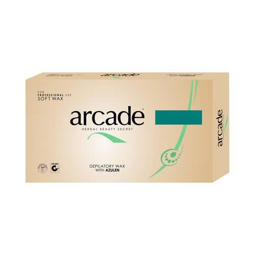 arcade-sir-agda-heisswachs-azulen-500gr