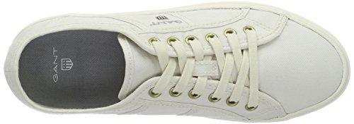 Gant Zoe, Sneakers basses femme Blanc (Blanc)
