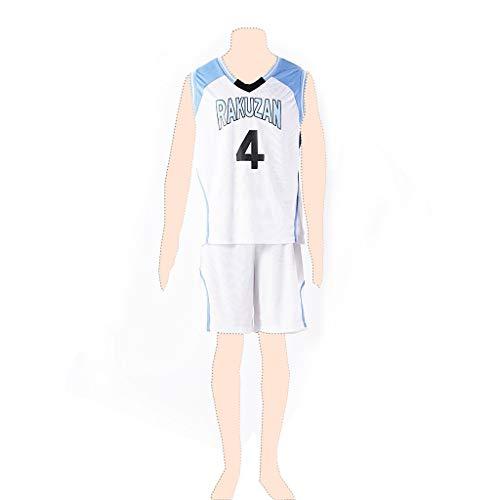 Kid Kostüm Basketball - Dream2Reality Kuroko's Basketball Cosplay Kostuem Rakuzan High Basketball Clothes Kid Small