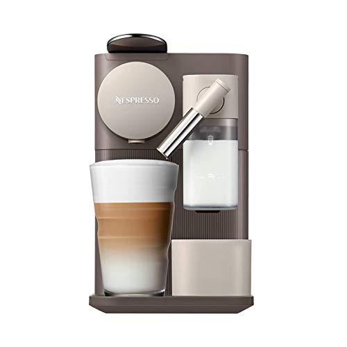 De'Longhi Nespresso EN 500.BW Kaffeemaschine lattissima (1400 W, 1 l) ,Moccha braun