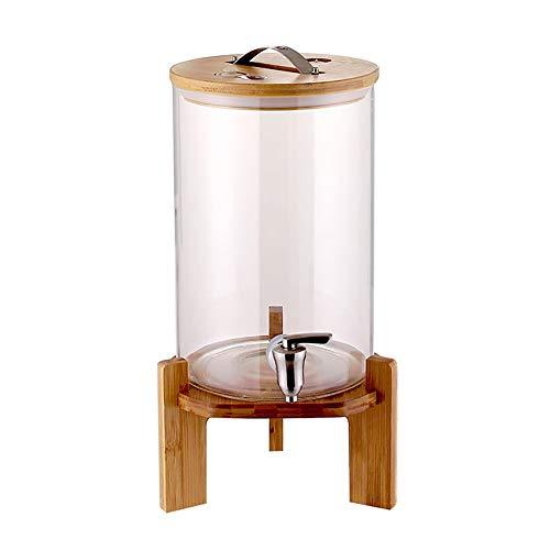 Lxyfms dispenser per bicchiere di vino succo di birra vino limonata vino bianco caffè famiglia bar distributore di acqua potabile per feste 5.5l / 5.8l distributore di bevande