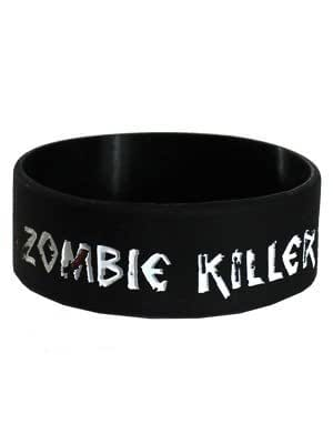 Zombie Killer Wristband by Goodie Two Sleeves
