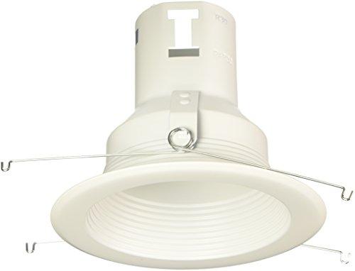 Elco Lighting EL511W 5 Metal Splay Baffle with White Trim Ring - EL511 by Elco Lighting -
