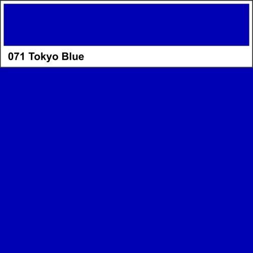 Lee Farbfolie 071 Tokyo Blue 25cm x 123cm