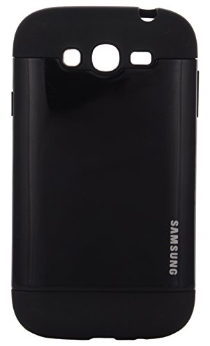 iCandy Super Glossy Hybrid Hard PC + Soft Rubber Back Cover for Samsung Galaxy Grand S9082 / Grand Neo S9060 / Grand Neo Plus S9060i - BLACK  available at amazon for Rs.115